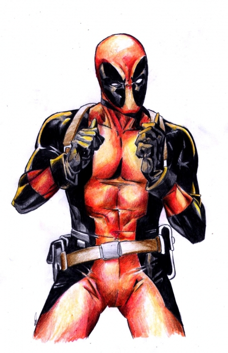 Deadpool par IRKAParadise